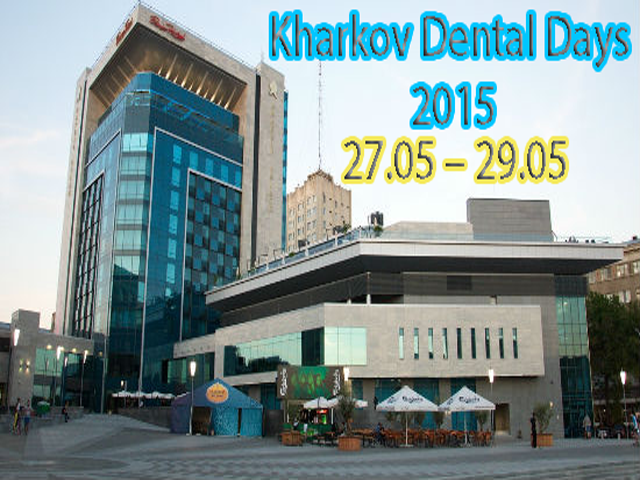 Kharkov Dental Days 2015